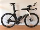 Peter's Custom Build Cervelo P-Series Disc TT Bike